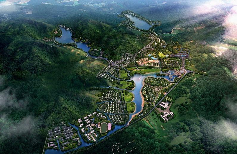 临川四梦温泉旅游风景区总体规划