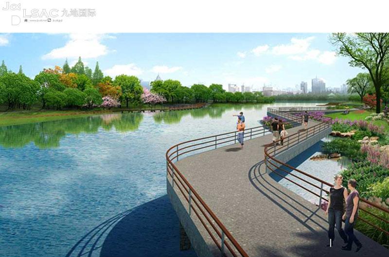城市中滨水景观设计的探讨