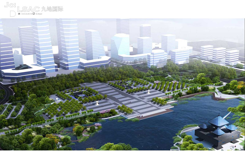 齊河宴子春秋城公園及市民廣場景觀規劃設計