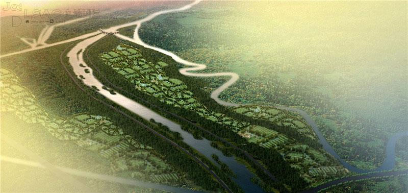 将城市水系及两岸地区打造成集生态旅游,休闲娱乐,商贸服务,生活居住