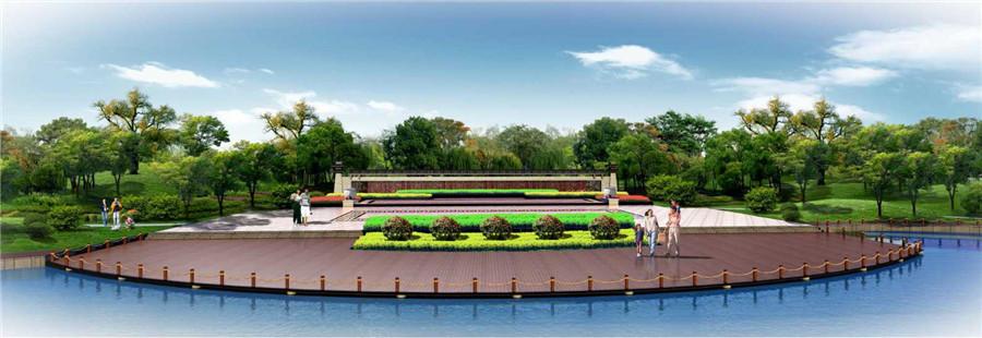 2,规划结构   一轴:张骞公园景观轴   一带:张骞公园景观带   一